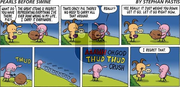 Pearls Before Swine on Sunday February 16, 2020 Comic Strip
