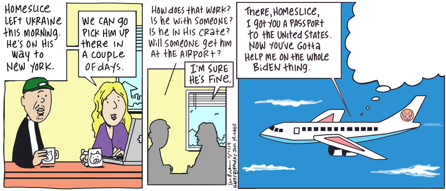 The Big Picture Comic Strip for November 08, 2019