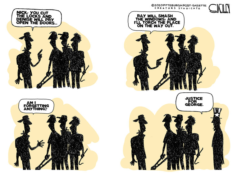 Steve Kelley by Steve Kelley on Thu, 04 Jun 2020