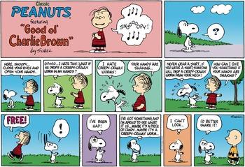 Peanuts (March 9, 1969)