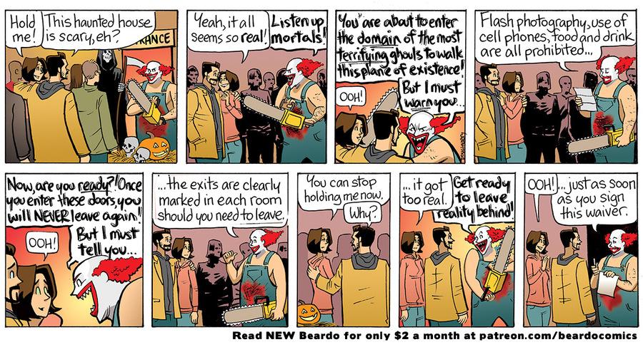 Beardo Comic Strip for April 08, 2021