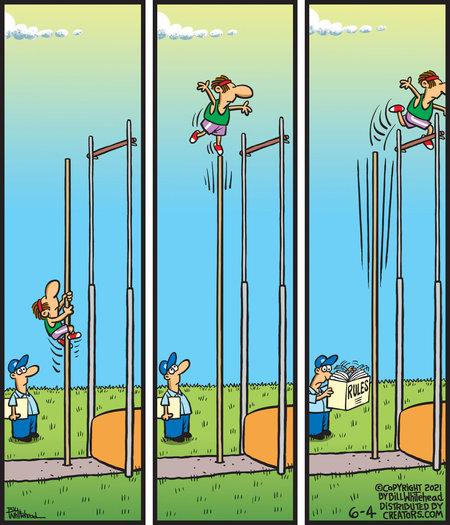 Free Range Comic Strip for June 04, 2021