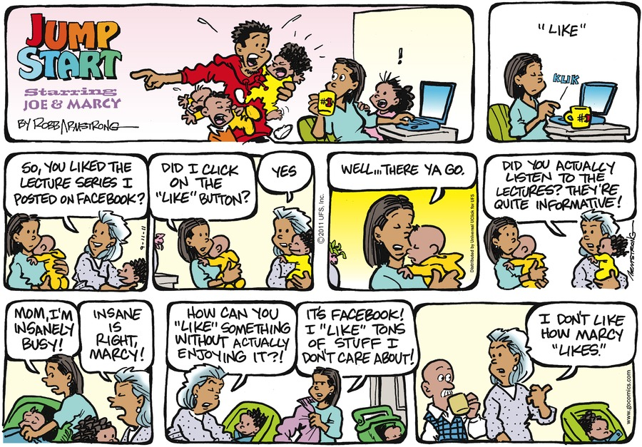 JumpStart Comic Strip for September 11, 2011