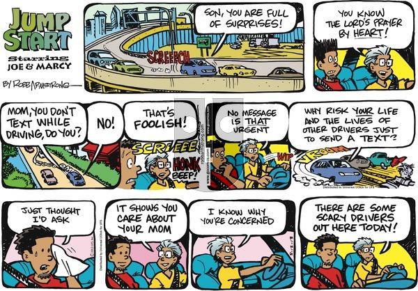 JumpStart on Sunday May 12, 2013 Comic Strip