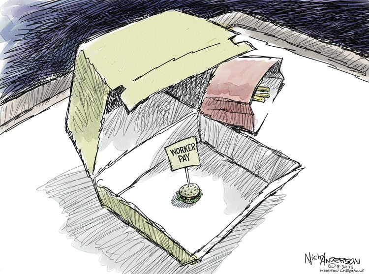 Nick Anderson for Aug 30, 2013 Comic Strip