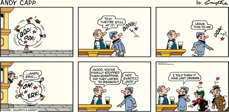 Andy Capp by Reg Smythe for May 05, 2019