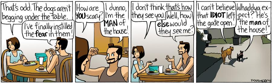 Beardo Comic Strip for March 09, 2015