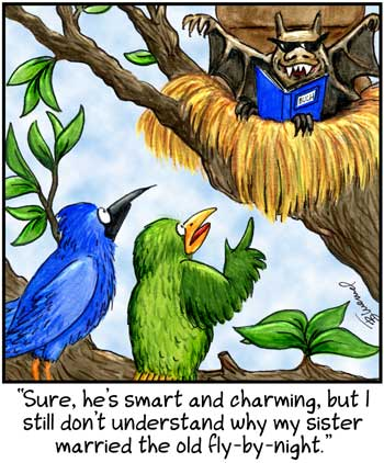 Birdbrains Comic Strip for January 26, 2010