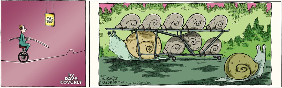 Speed Bump for Aug 17, 2014 Comic Strip
