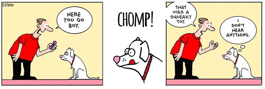 Crumb Comic Strip for June 18, 2019