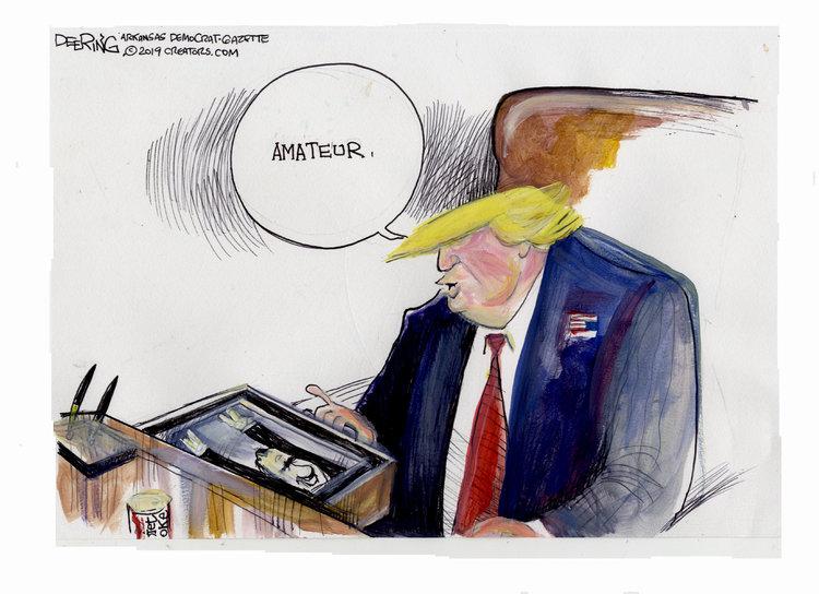 John Deering Comic Strip for June 04, 2019