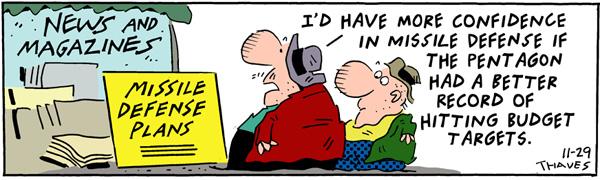 Frank and Ernest for Nov 29, 2000 Comic Strip