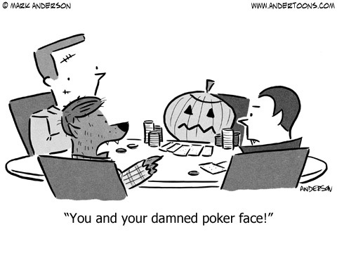 Andertoons Comic Strip for October 31, 2015
