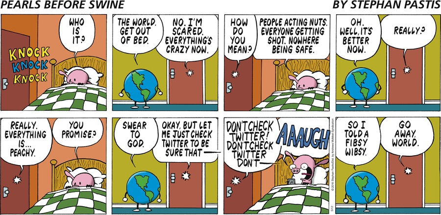 Pearls Before Swine Comic Strip for May 12, 2019