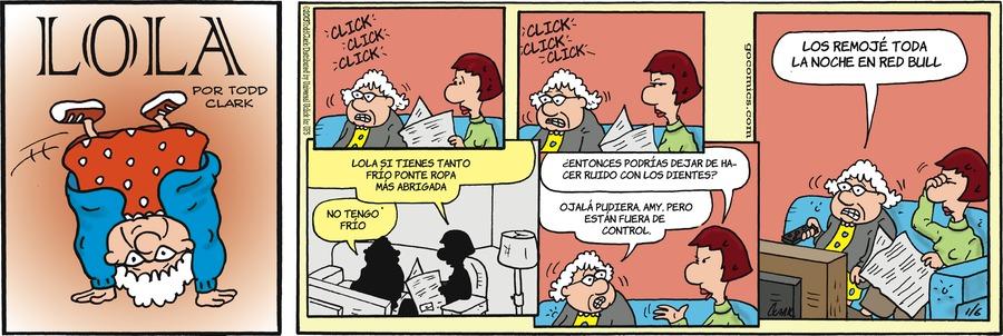 Lola en Español by Todd Clark on Sun, 03 Oct 2021