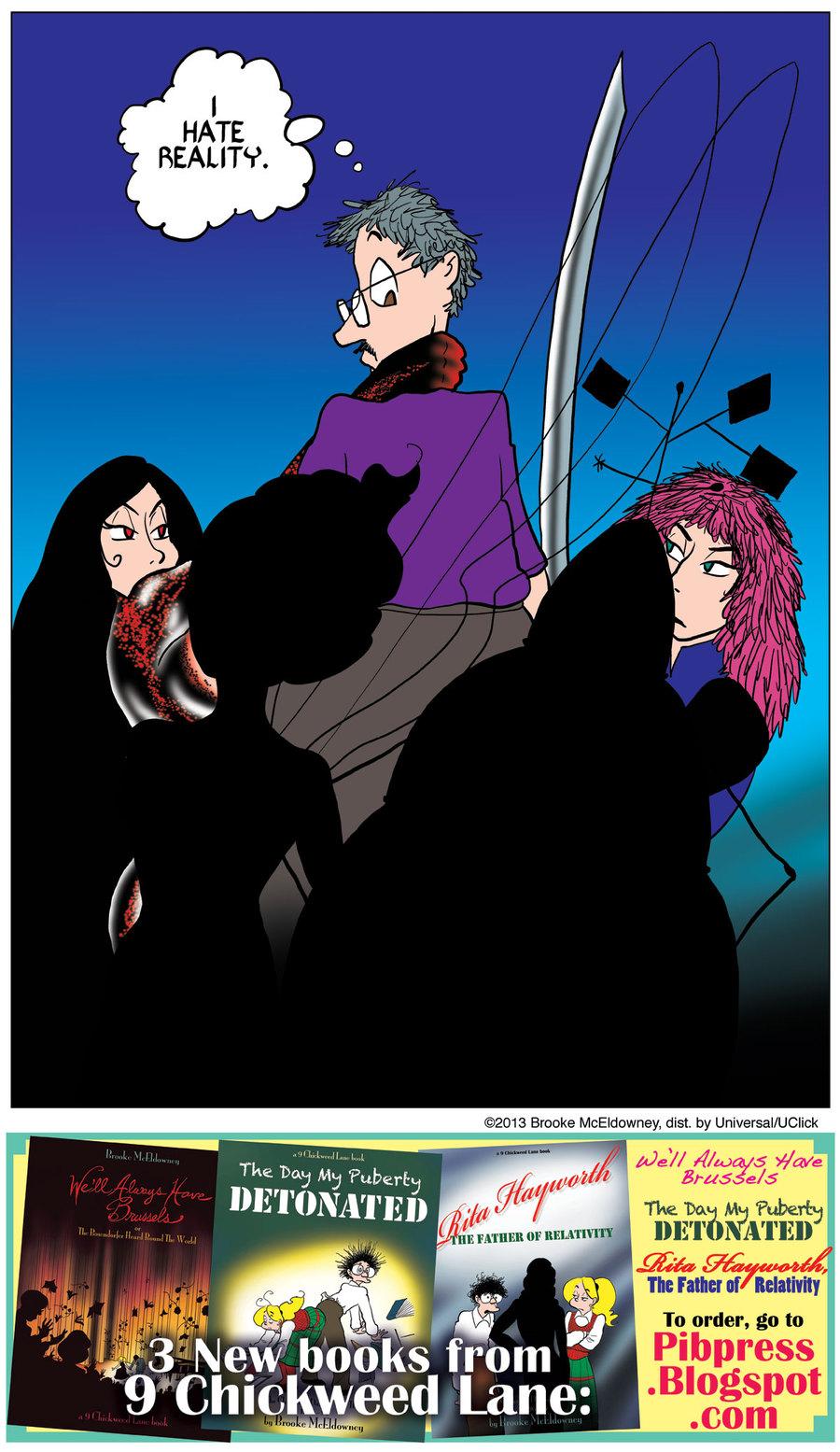 Pibgorn for Jun 24, 2013 Comic Strip