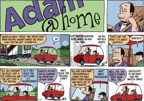 Adam@Home on Sunday June 3, 2012 Comic Strip