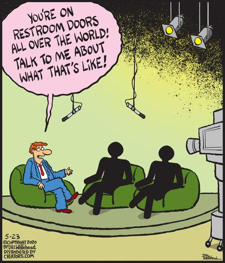 Free Range Comic Strip for May 23, 2020