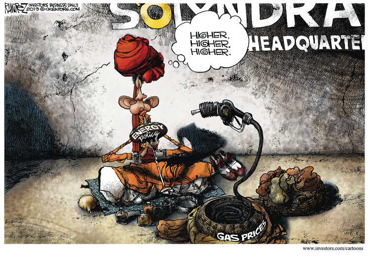 Michael Ramirez Comic Strip for February 22, 2013