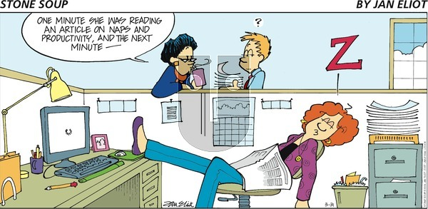 Stone Soup on Sunday March 31, 2013 Comic Strip