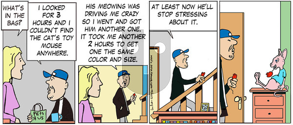 The Big Picture - Tuesday June 30, 2020 Comic Strip
