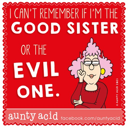 Aunty Acid Comic Strip for May 30, 2021