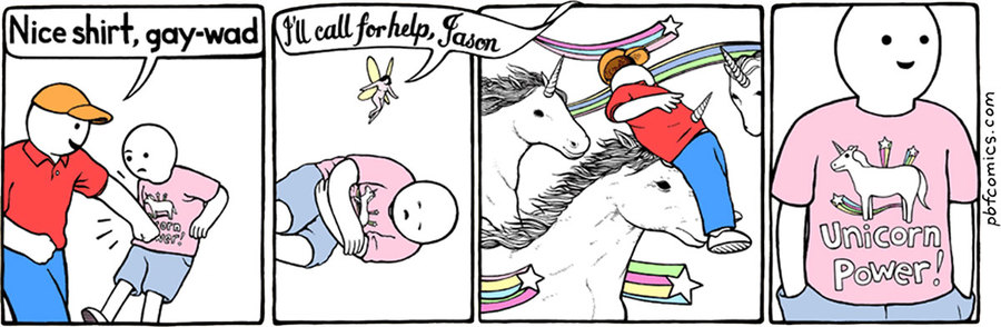 Perry Bible Fellowship by Nicholas Gurewitch for February 27, 2019