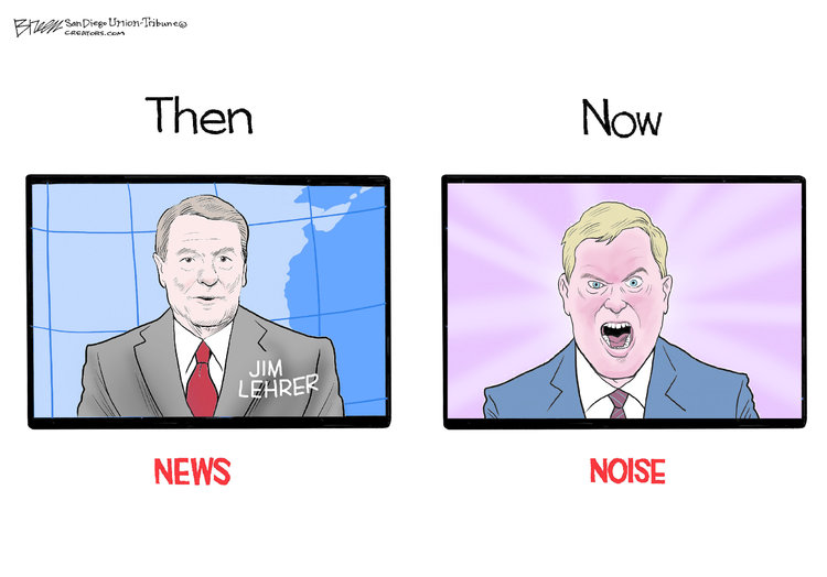 Steve Breen Comic Strip for January 24, 2020