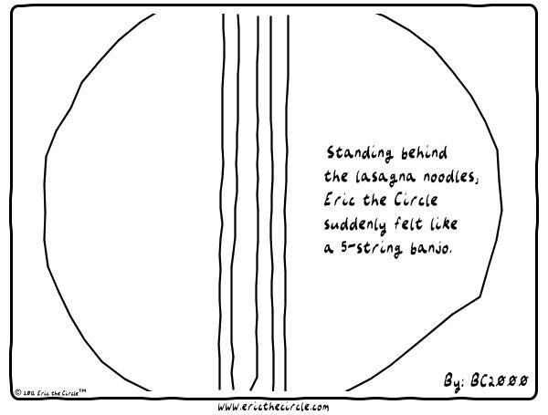 Eric the Circle for Jun 20, 2013 Comic Strip
