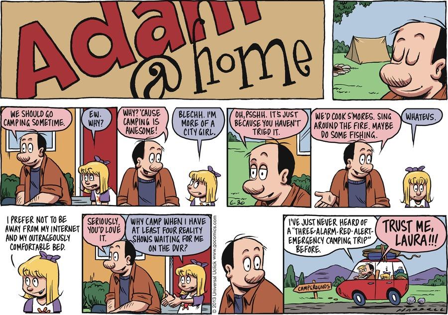 Adam@Home for Jun 30, 2013 Comic Strip