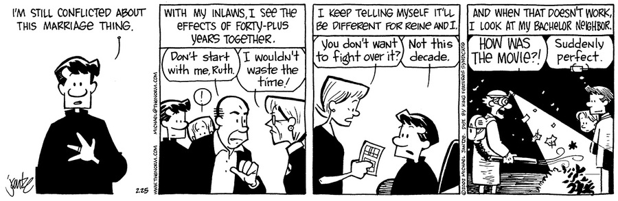 The Norm Classics for Feb 27, 2017 Comic Strip