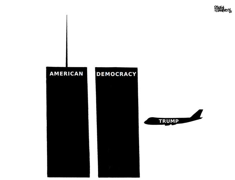 Steve Benson Comic Strip for September 11, 2020
