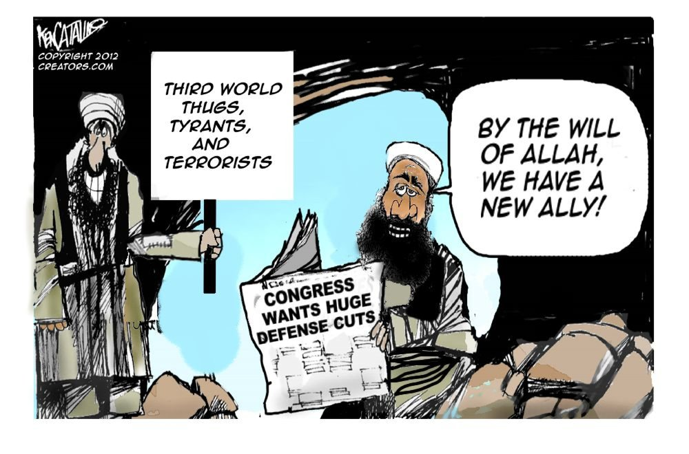 Ken Catalino for Mar 1, 2012 Comic Strip