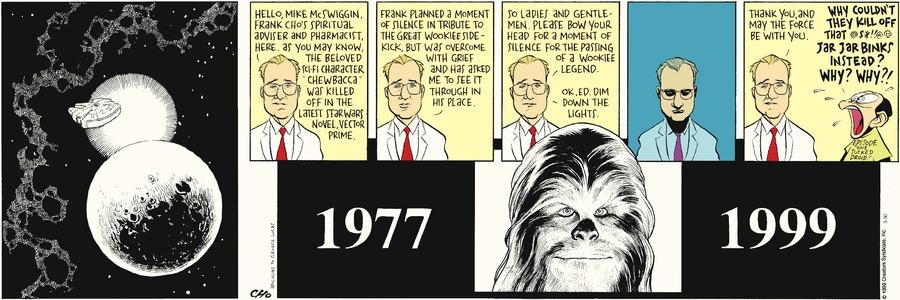 Liberty Meadows for Mar 30, 2014 Comic Strip