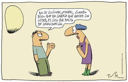Tutelandia Comic Strip for October 18, 2020