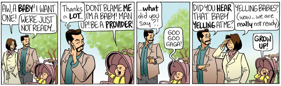 Beardo for Jun 21, 2013 Comic Strip
