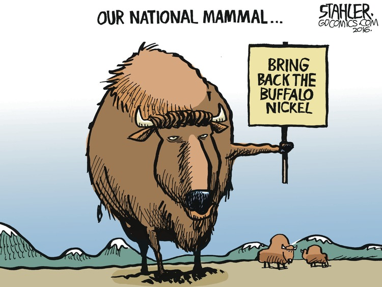 Jeff Stahler Comic Strip for May 01, 2016