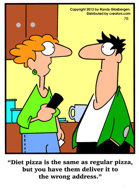 Thin Lines Comic Strip for July 15, 2013