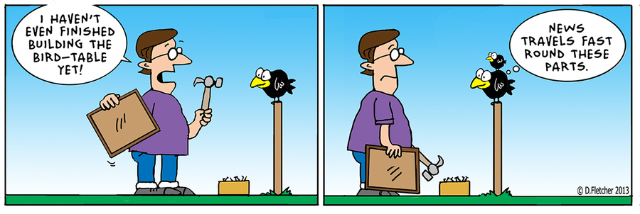 Crumb for Feb 15, 2013 Comic Strip