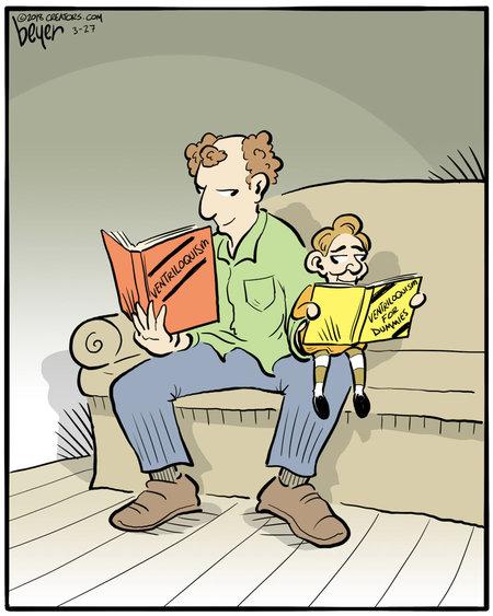 Long Story Short Comic Strip for May 22, 2020