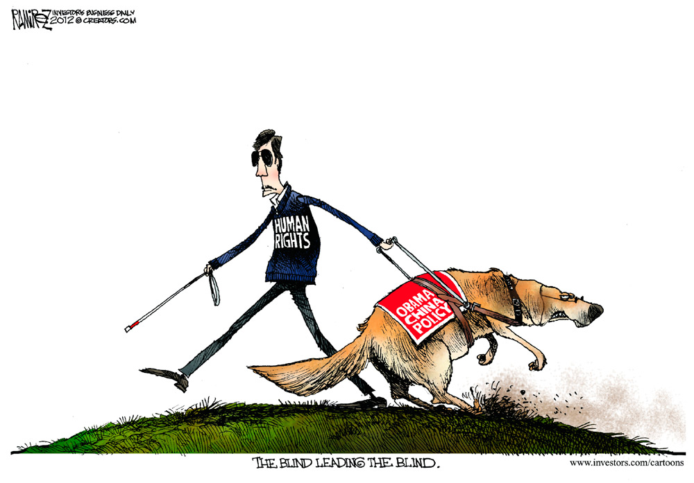 Michael Ramirez Comic Strip for May 05, 2012