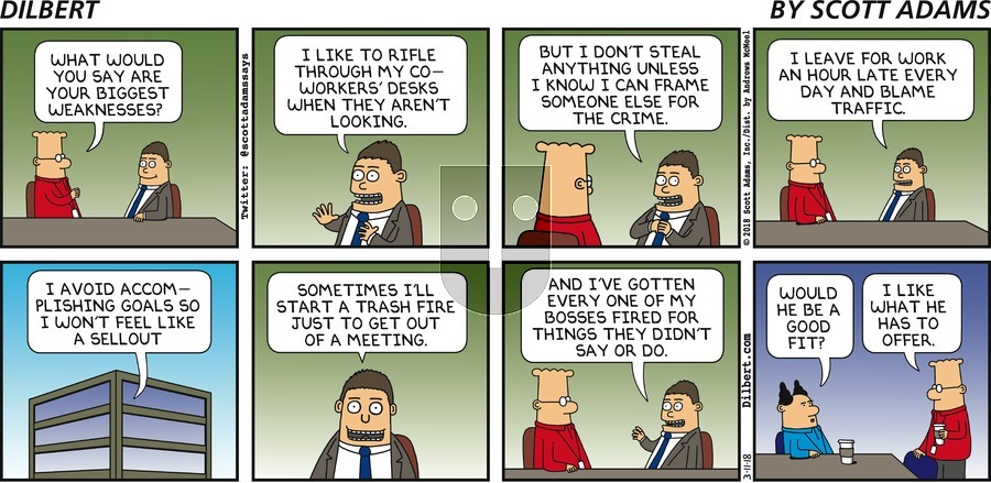 Purchase Comic Strip for 2018-03-11