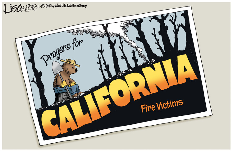 California's Deadliest Wildfire