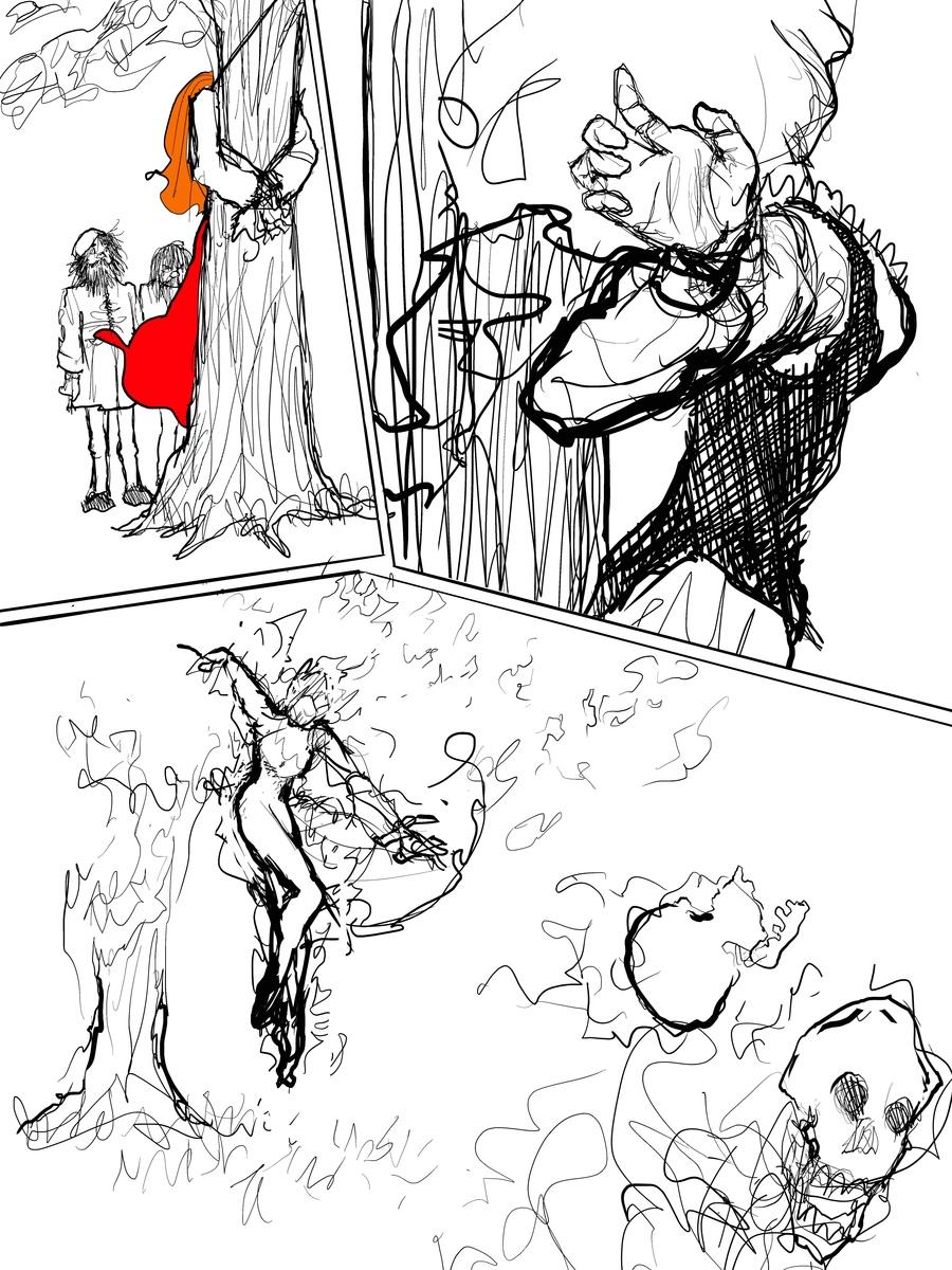 Pibgorn Sketches Comic Strip for September 26, 2021