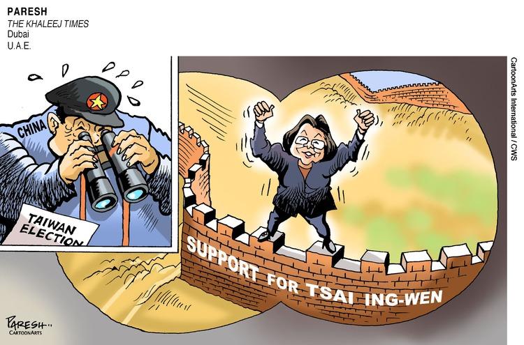 ViewsAsia Comic Strip for January 12, 2020