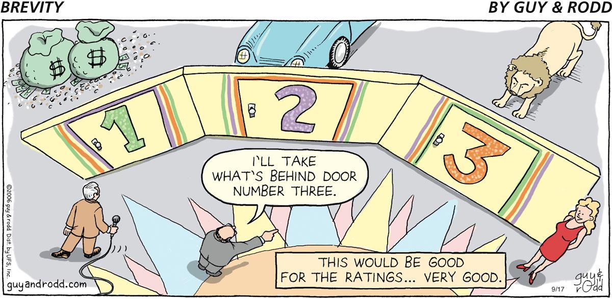 Brevity for Sep 17, 2006 Comic Strip