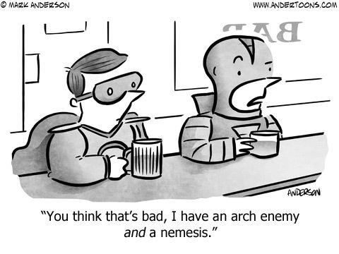 Andertoons Comic Strip for January 30, 2017