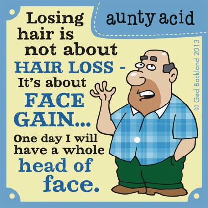Aunty Acid for Jul 16, 2013 Comic Strip
