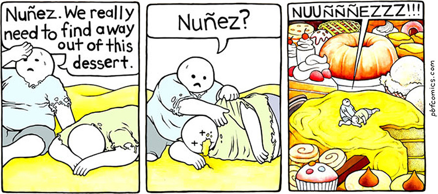 Perry Bible Fellowship by Nicholas Gurewitch on Fri, 26 Feb 2021