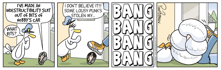 Ollie and Quentin for Jun 21, 2013 Comic Strip